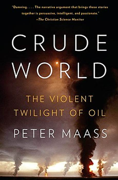 Cover of Crude World by Peter Maass